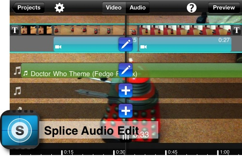 Splice Audio Edit
