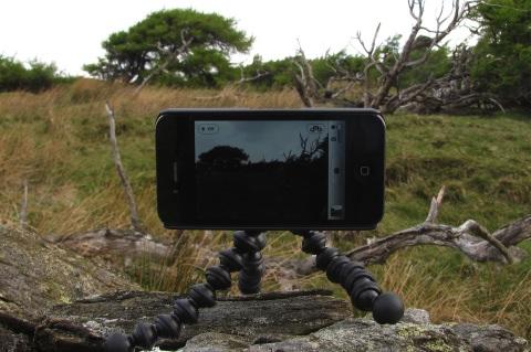 Iphone Tripod 2