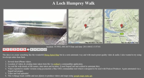 Loch Hump Screen