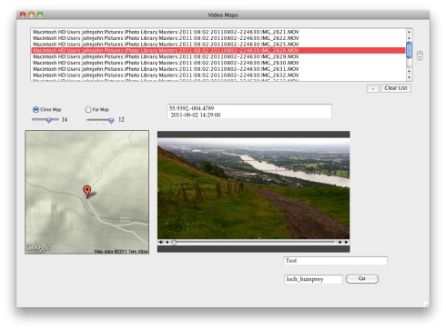 Video Maps.sc45