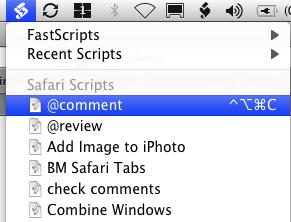 Fastscript Grab