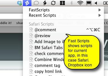 Dropbox Fastscripts