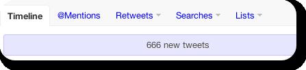 Tweets 666