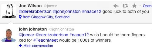 Joe John tm Tweets