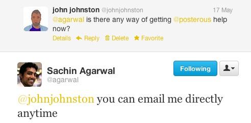 Agarwal Conversation