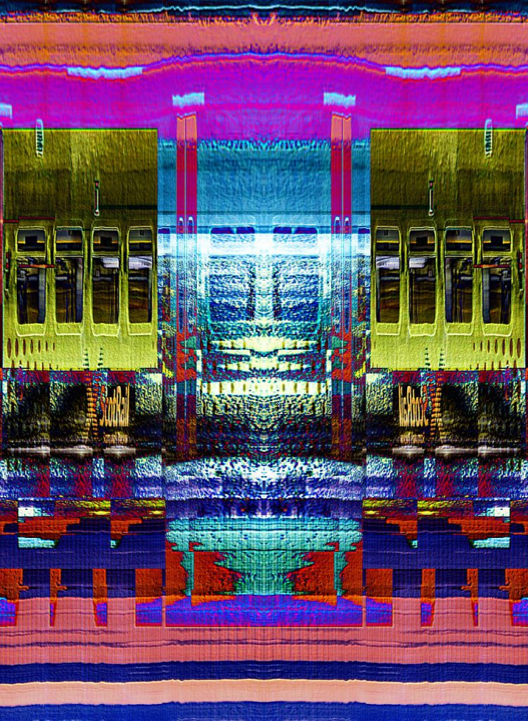 Abstract Hyperspektiv app image